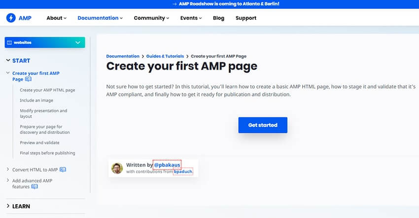 Cài AMP cho Website bất kì theo hướng dẫn của Google