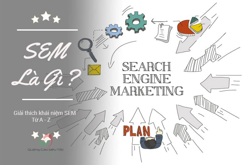 SEM là gì? Khái niệm search engine marketing