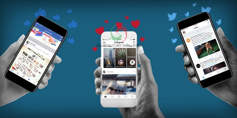 Các trang mạng xã hội