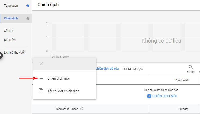 cách chạy google ads