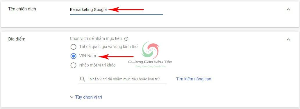 cách quảng cáo google remarketing