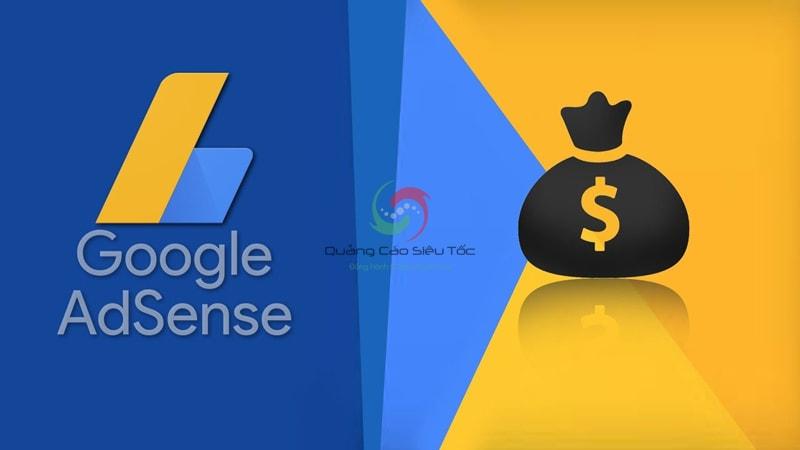 cách nhận tiền từ google adsense