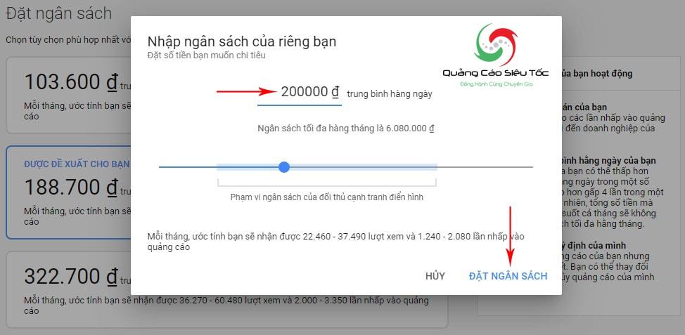 Cách tạo tài khoản google adwords chi tiết
