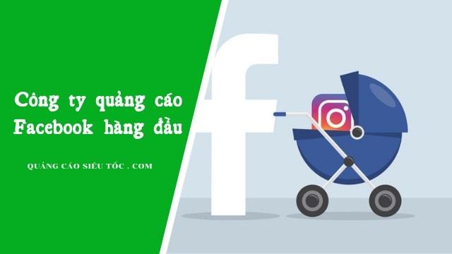 công ty chạy quảng cáo facebook