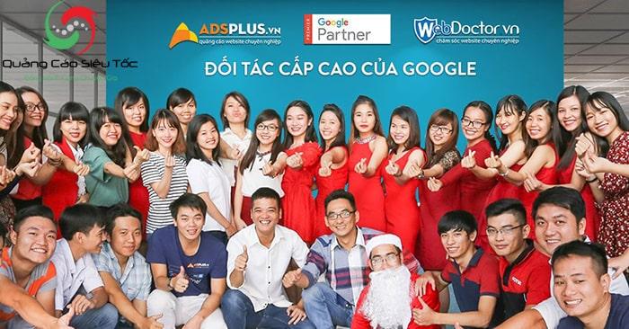 dịch vụ quảng cáo google adsplus