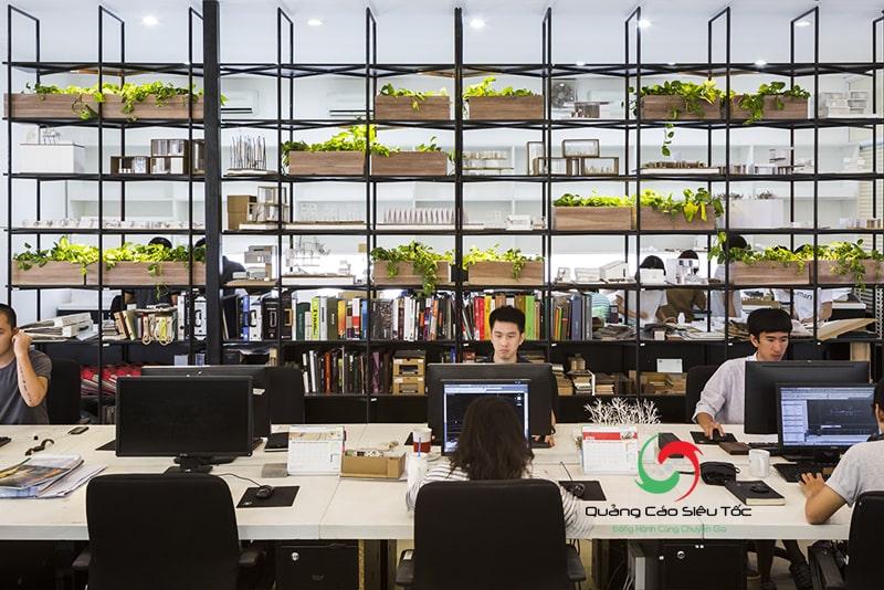 dịch vụ quảng cáo google sky việt nam