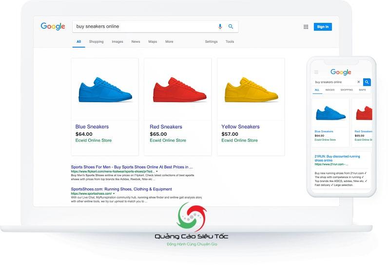 google mua sắm là gì