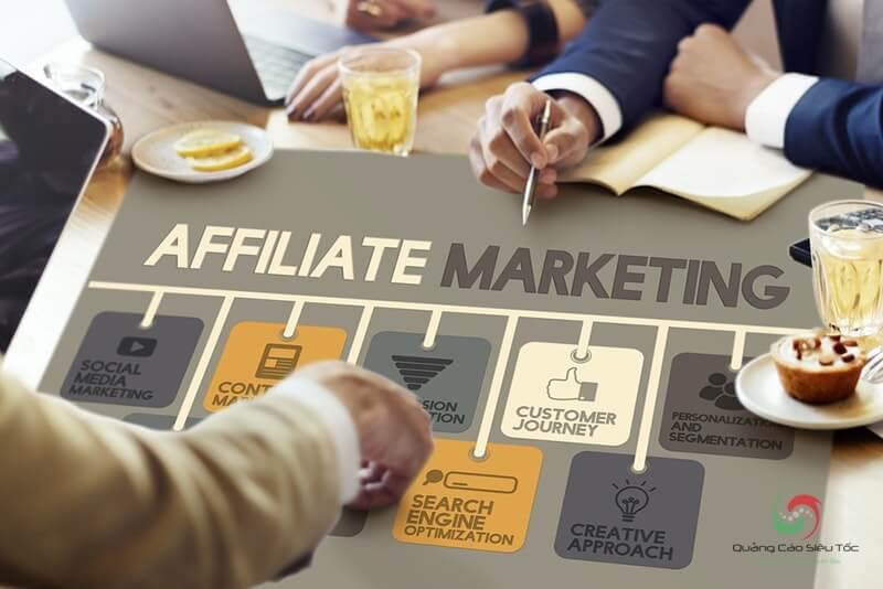 Affiliate là kĩ thuật tìm kiếm khách hàng tiềm năng hiệu quả