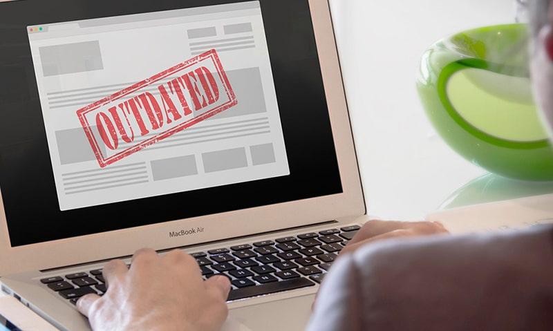 Luôn cập nhật Website trước khi triển khai quảng cáo dẫn traffic về