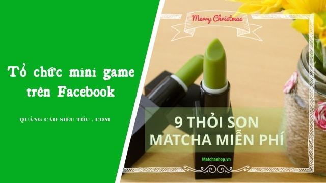 mini game facebook