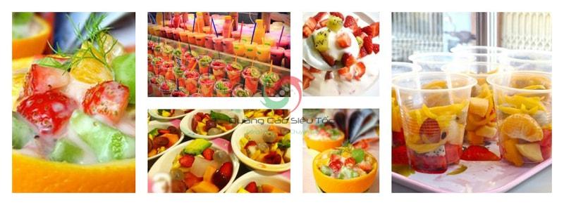 mô hình kinh doanh đồ ăn online