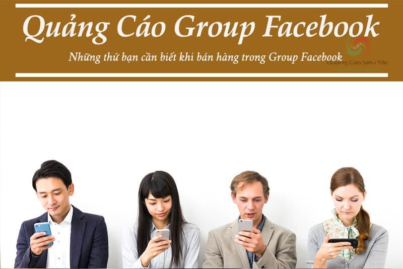 Hướng dẫn cách quảng cáo Group Facebook hiệu quả nhất