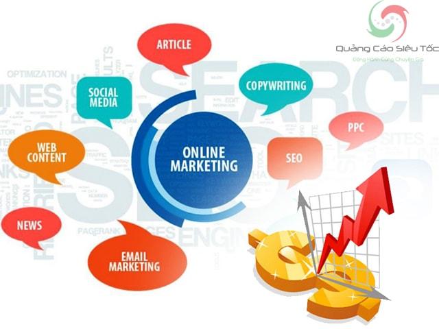 quảng cáo trực tuyến là gì