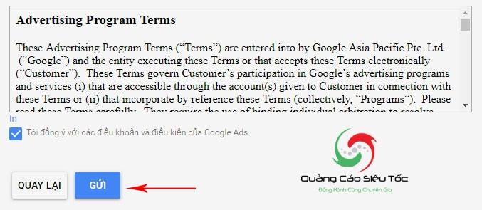 Tài khoản google adwords mcc là gì