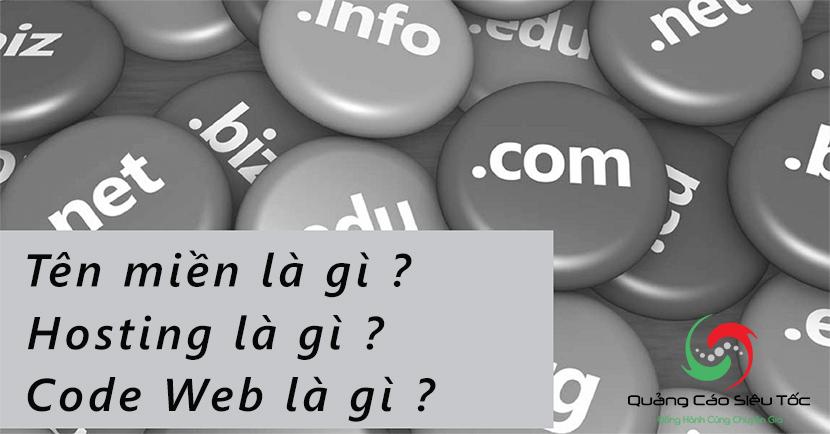 Tên miền hosting code web