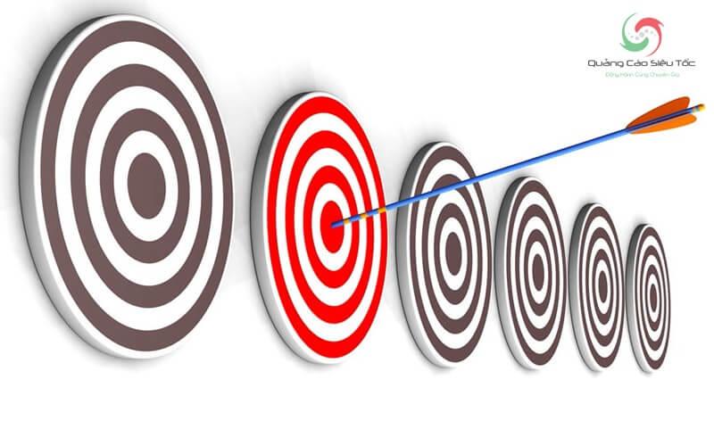 Minh họa thị trường mục tiêu doanh nghiệp cần hướng đến
