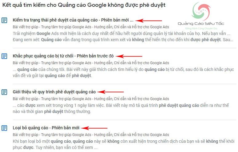 tổng đài google việt nam