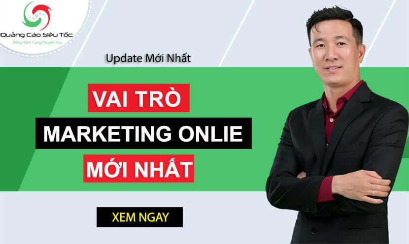 7  vai trò của Marketing trong doanh nghiệp mới nhất 2021