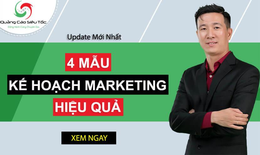 9 bước lập Marketing plan mẫu & 3 Mẫu kế hoạch Marketing cho sản phẩm mới