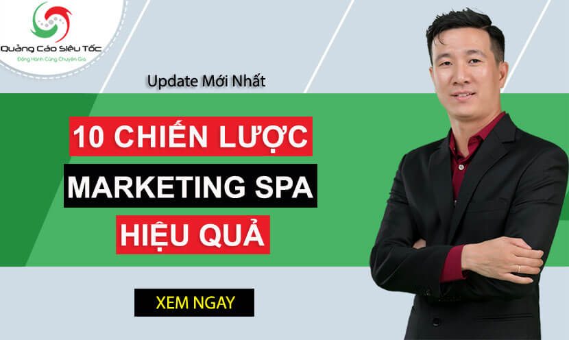Tiếp thị Spa: Lập kế hoạch Marketing Spa cho doanh nghiệp kinh doanh
