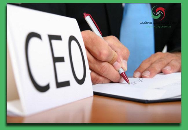 CEO là gì ? Làm thế nào để trở thành CEO thành công nhất