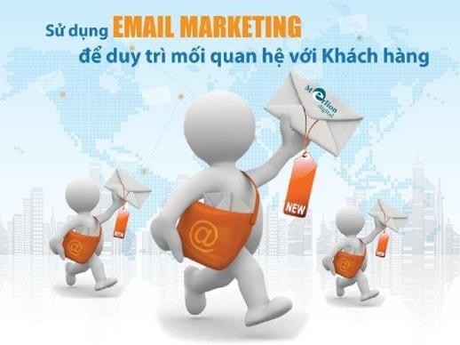 Bí Quyết Chăm Sóc Khách Hàng Bằng Email Marketing