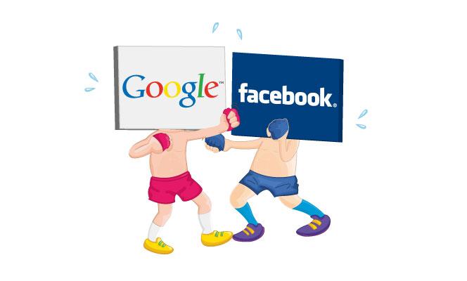 Cuộc đua Google và Facebook