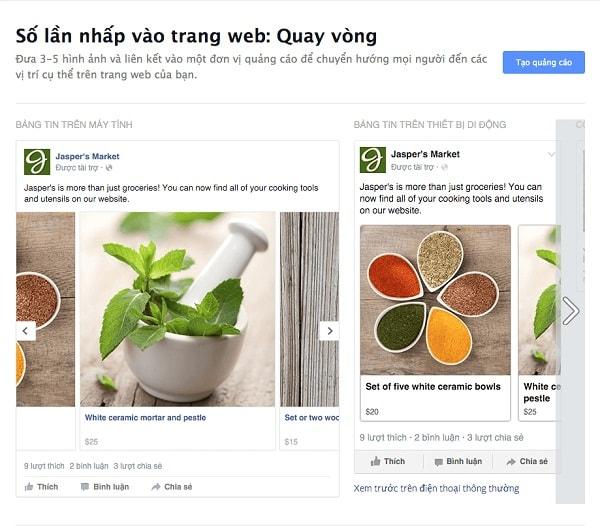 Những Định Dạng Quảng Cáo Trên Facebook Bạn Cần Nắm Bắt
