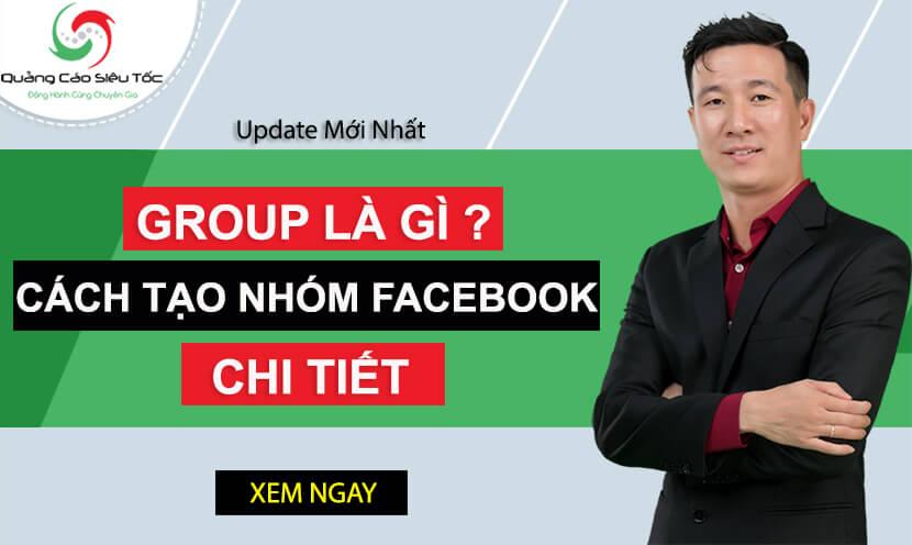 Group Facebook là gì ? Cách tạo nhóm trên Facebook chi tiết