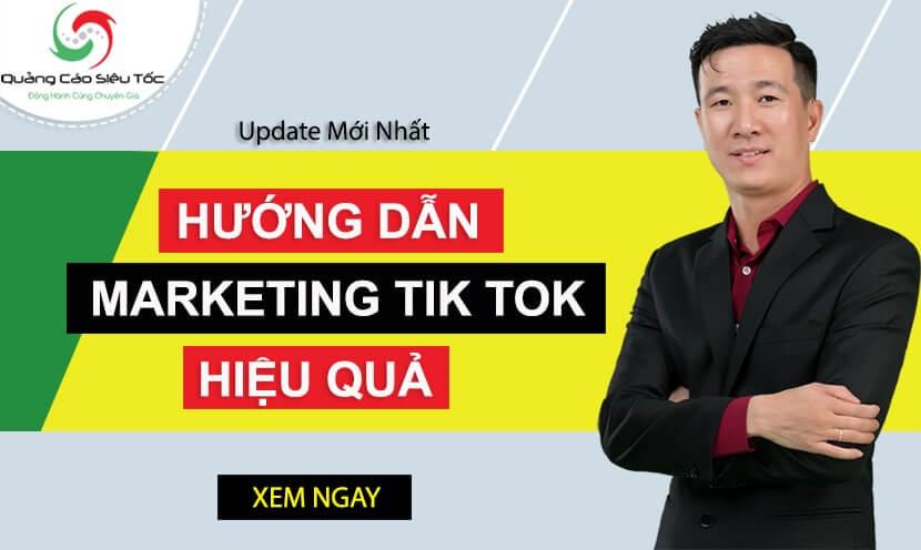 TikTok Marketing - 9 Chuyên Đề Hướng Dẫn Marketing Trên Tik Tok