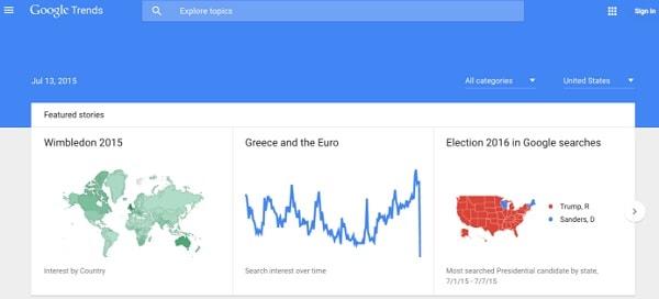 Hướng Dẫn Sử Dụng Google Trends Hiệu Quả Nhất