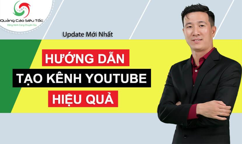 Hướng Dẫn Cách Tạo Nhiều Kênh Youtube Từ 1 Tài Khoản
