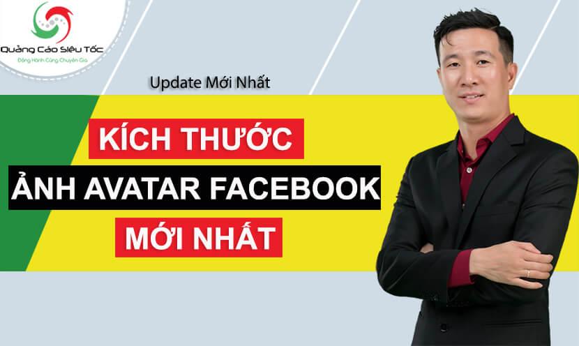 Kích Thước Avatar Ảnh Đại Diện Facebook Là Bao Nhiêu ?