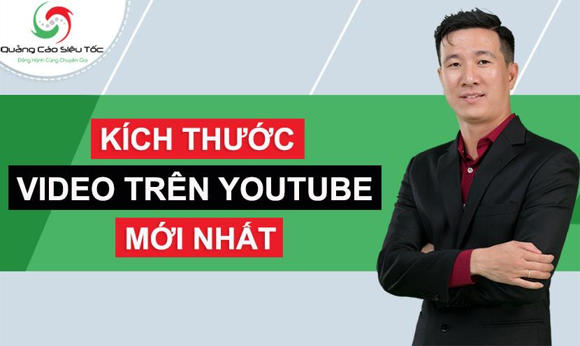 Chọn Kích Thước Video Youtube Bao Nhiêu Để Hiển Thị Đẹp Nhất?