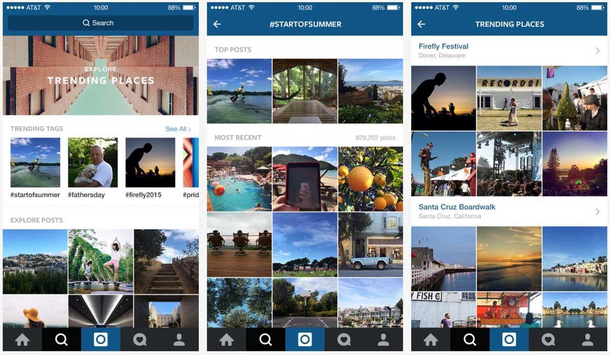 Xu hướng Tiếp thị trực tuyến 2016: Quảng cáo Instagram?