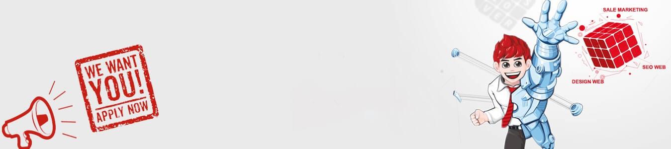 TUYỂN: TRƯỜNG PHÒNG SALES - SALES - SEOer - VIẾT BÀI