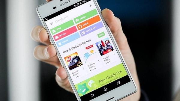 Quảng Cáo Tìm Kiếm Trên Google Play Store