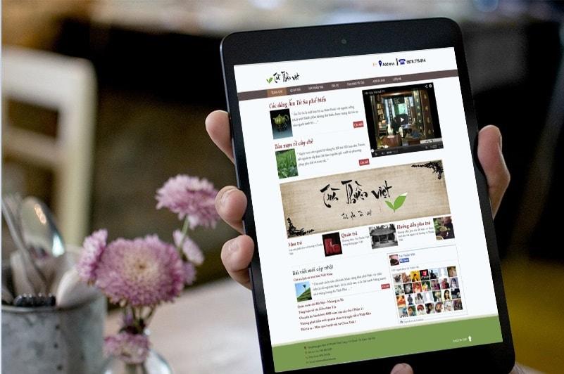 Thiết Kế Website Chuẩn MOBILE  - Thân Thiện Tất Cả Thiết Bị Di Động