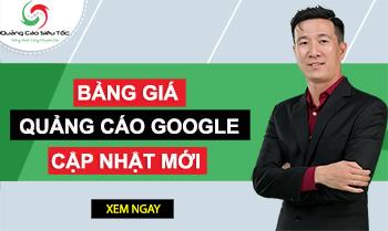Dịch Vụ Quảng Cáo Google