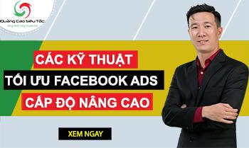 Tối Ưu Hiệu Quả Facebook Ads
