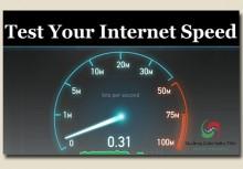Những sai lầm cần tránh khi kiểm tra tốc độ mạng tại nhà