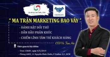 Sự Kiện Marketing Bao Vây | Công Thức Tăng Doanh Thu Mới Nhất 2019