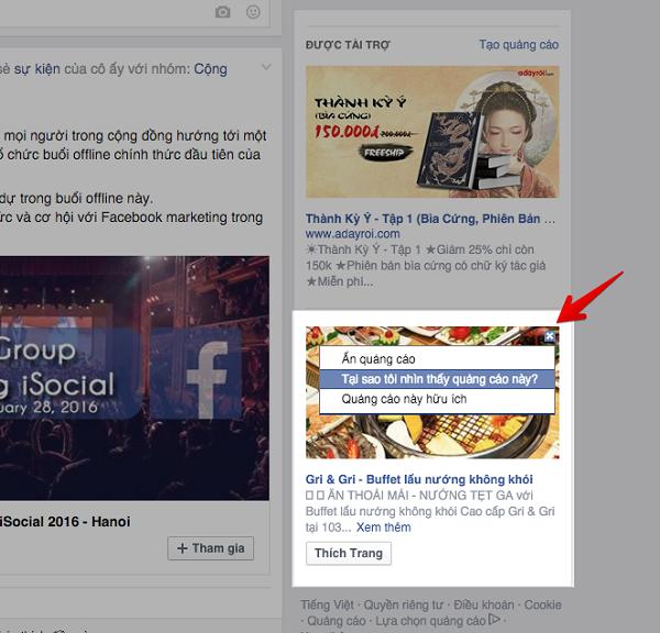 Tìm Hiểu Đối Thủ Cạnh Tranh Từ Quảng Cáo Facebook