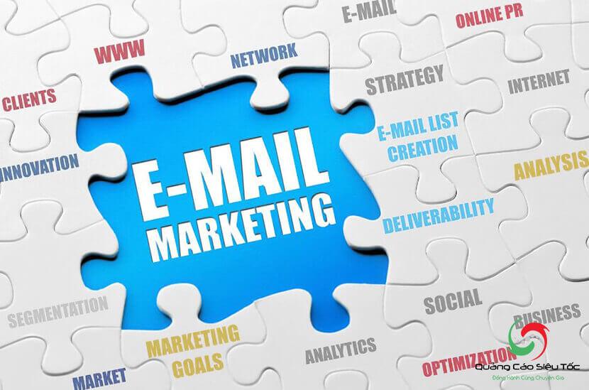 email marketing mẫu