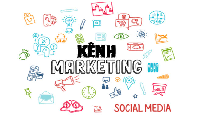Các kênh Marketing Agency hiệu quả