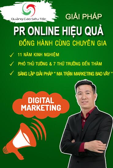 PR Online Ads Võ Tuấn Hải