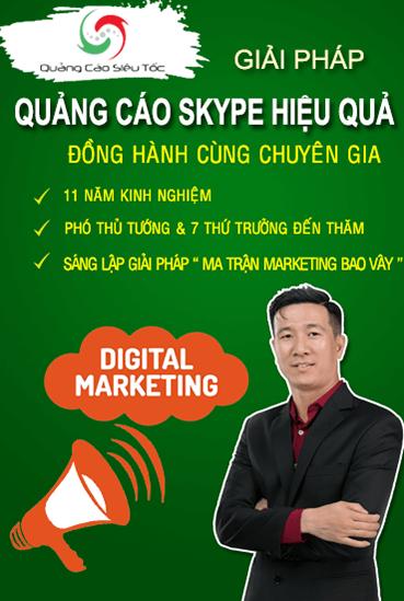 Skype Ads Võ Tuấn Hải