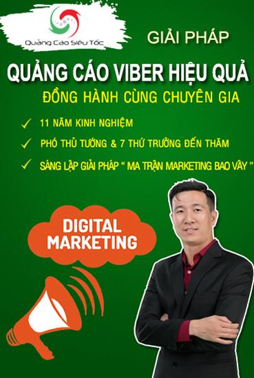 Viber Ads Võ Tuấn Hải