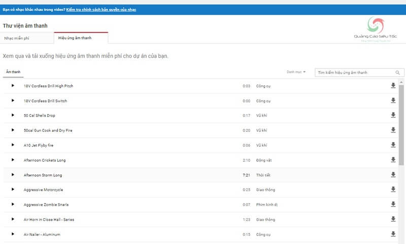 Trang web cho lấy nhạc Youtube mà không vi phạm bản quyền