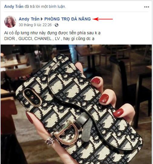 bán hàng trên group facebook